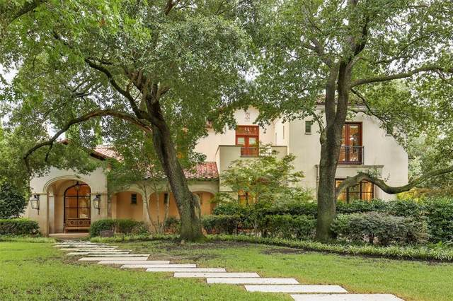 3601 Lexington Avenue, Highland Park, TX 75205 (MLS #14381386) :: All Cities USA Realty