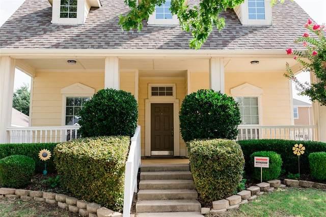 1405 Augusta Drive, Savannah, TX 76227 (MLS #14381392) :: Frankie Arthur Real Estate
