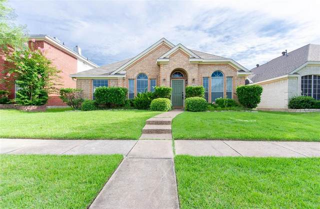 5613 Westwood Lane, The Colony, TX 75056 (MLS #14381394) :: Justin Bassett Realty