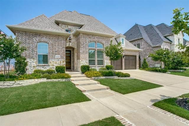 4240 Hazelwood Avenue, Frisco, TX 75034 (MLS #14381398) :: The Kimberly Davis Group