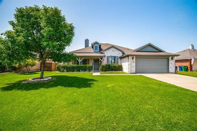 1050 Mellanie Lane, Celina, TX 75009 (MLS #14381433) :: The Hornburg Real Estate Group