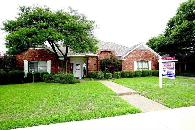1905 Eden Valley Lane, Plano, TX 75093 (MLS #14381446) :: The Good Home Team