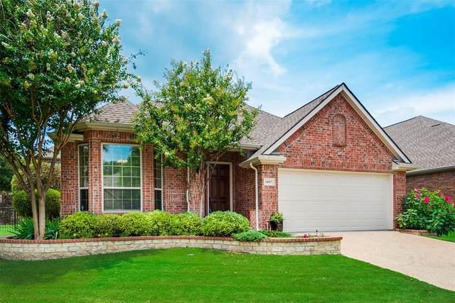 1007 Shoal Creek Court, Fairview, TX 75069 (MLS #14381463) :: Team Tiller