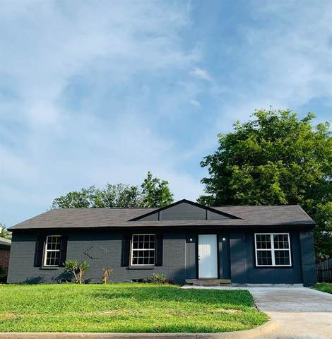 3412 Gayle Drive, Mesquite, TX 75150 (MLS #14381466) :: The Chad Smith Team