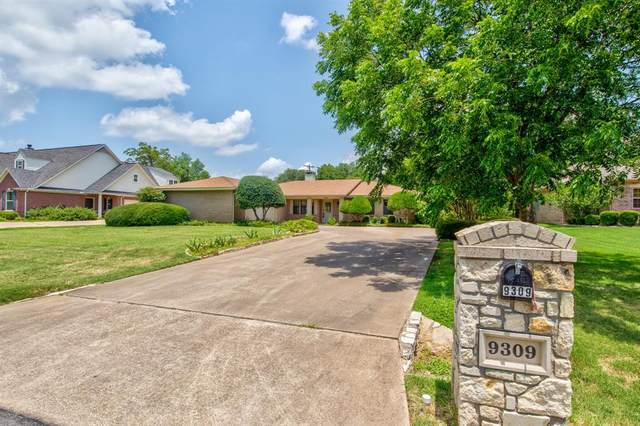 9309 Bellechase, Granbury, TX 76049 (MLS #14381470) :: The Chad Smith Team