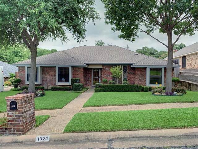 1024 Old Mill Circle, Irving, TX 75061 (MLS #14381475) :: The Mitchell Group