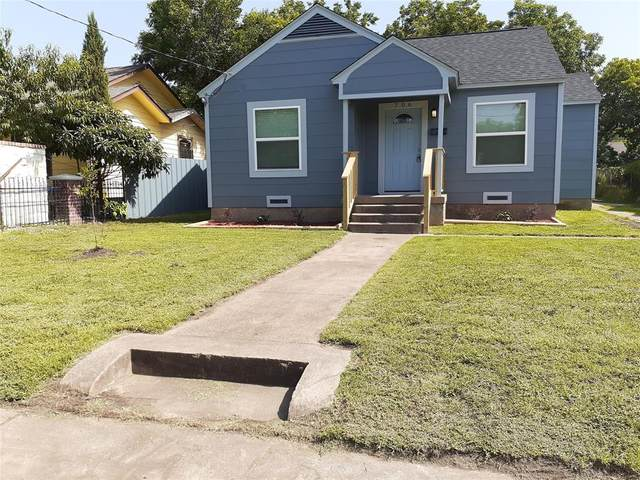 706 Genoa Avenue, Dallas, TX 75216 (MLS #14381490) :: All Cities USA Realty
