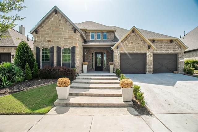 4904 Union Park Boulevard E, Little Elm, TX 76227 (MLS #14381503) :: The Kimberly Davis Group