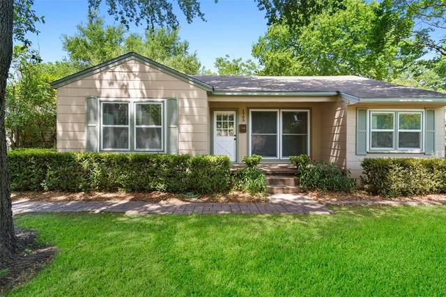 1703 M Place, Plano, TX 75074 (MLS #14381504) :: Real Estate By Design