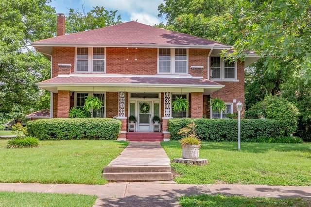 420 W 5th Street, Bonham, TX 75418 (MLS #14381510) :: The Kimberly Davis Group