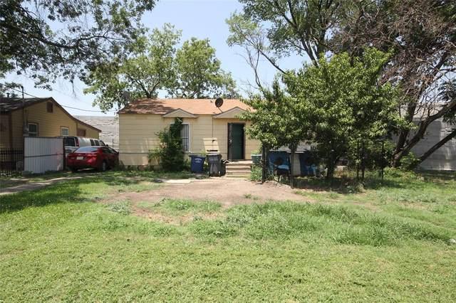 2843 Eisenhower Drive, Dallas, TX 75224 (MLS #14381518) :: Team Tiller