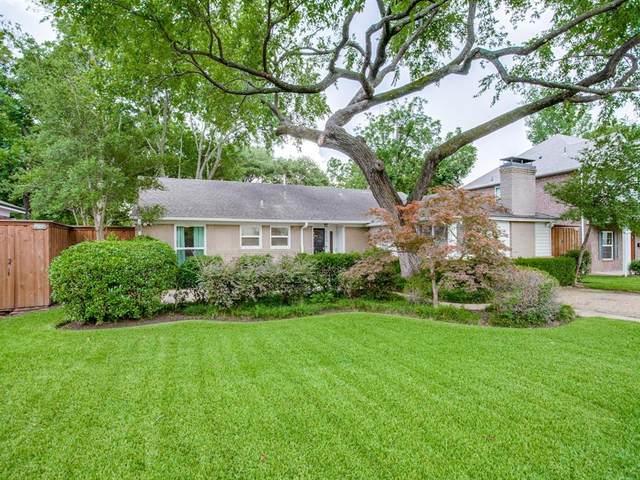4140 Brunswick Drive, Dallas, TX 75220 (MLS #14381525) :: The Mitchell Group