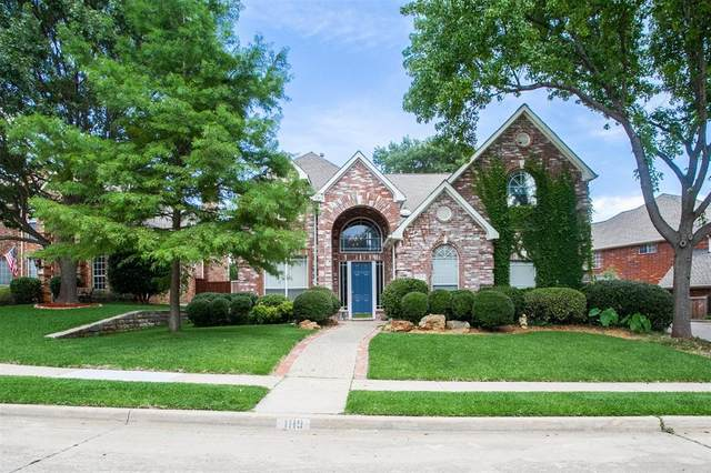 1119 Wedge Hill Road, Mckinney, TX 75072 (MLS #14381546) :: Hargrove Realty Group