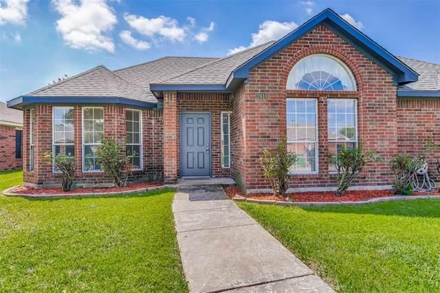 2610 Dandelion Lane, Rowlett, TX 75089 (MLS #14381563) :: Potts Realty Group