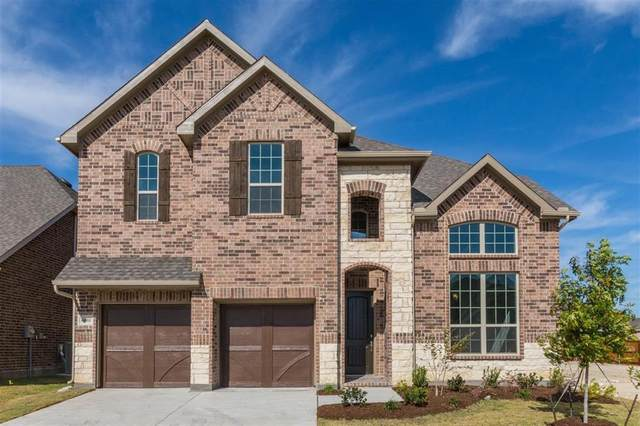 1811 Gristmill Drive, Mansfield, TX 76065 (MLS #14381581) :: The Hornburg Real Estate Group