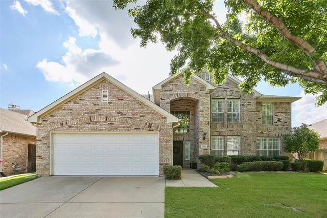 5105 Timber Park Drive, Flower Mound, TX 75028 (MLS #14381585) :: Baldree Home Team