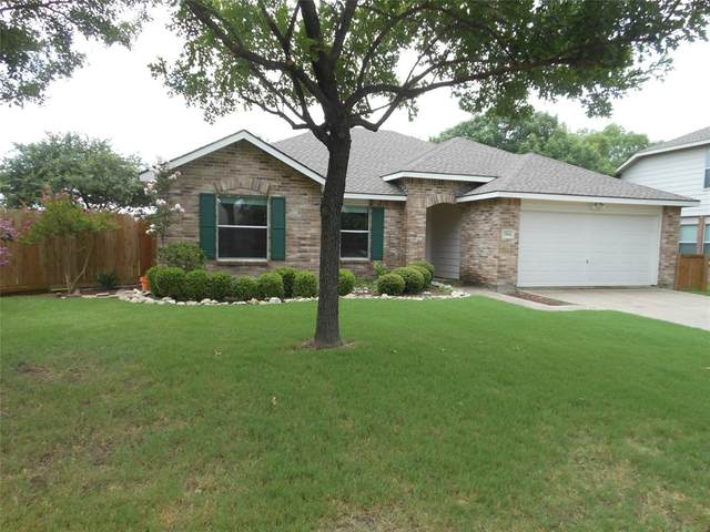 2814 Gold Hill Drive, Wylie, TX 75098 (MLS #14381655) :: Real Estate By Design