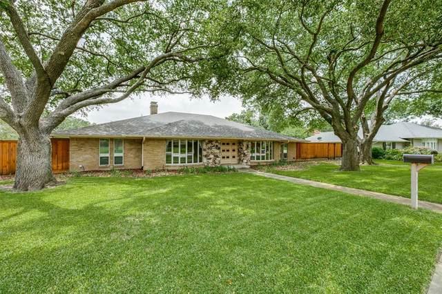 6938 Delmeta Drive, Dallas, TX 75248 (MLS #14381672) :: The Good Home Team