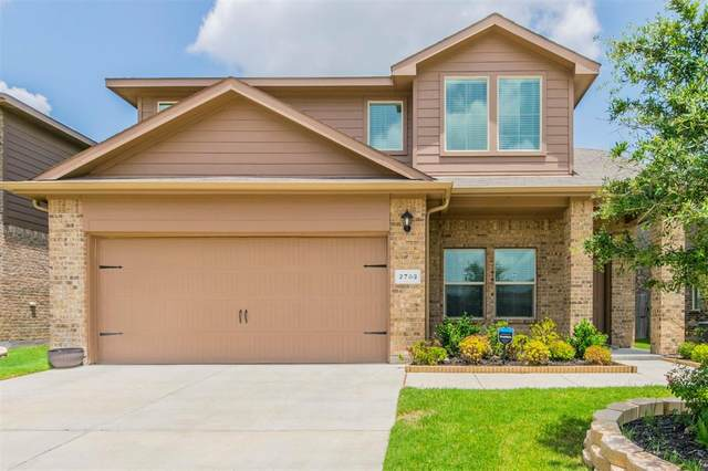 2708 Gains Mill Drive, Fort Worth, TX 76123 (MLS #14381689) :: Tenesha Lusk Realty Group