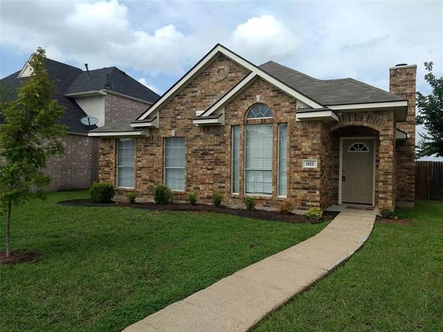 1822 Cool Springs Drive, Mesquite, TX 75181 (MLS #14381713) :: All Cities USA Realty