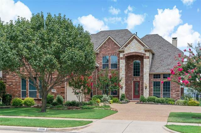 1209 Lakebreeze Drive, Garland, TX 75043 (MLS #14381730) :: All Cities USA Realty