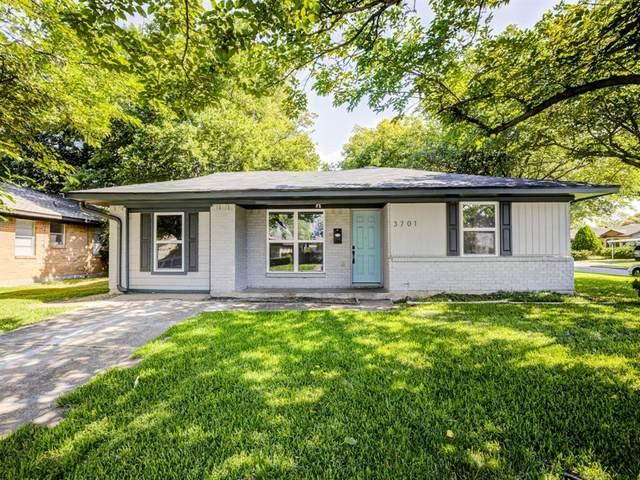 3701 Sidney Drive, Mesquite, TX 75150 (MLS #14381731) :: The Kimberly Davis Group
