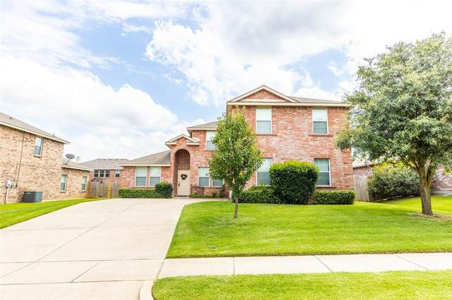 688 S Heights Drive, Crowley, TX 76036 (MLS #14381738) :: RE/MAX Pinnacle Group REALTORS