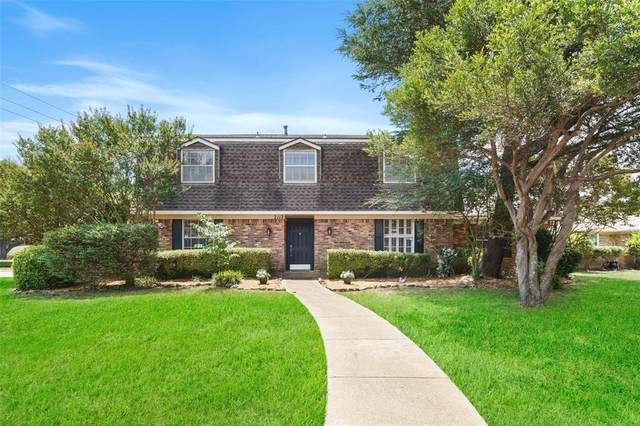 2112 Portsmouth Drive, Richardson, TX 75082 (MLS #14381750) :: Baldree Home Team