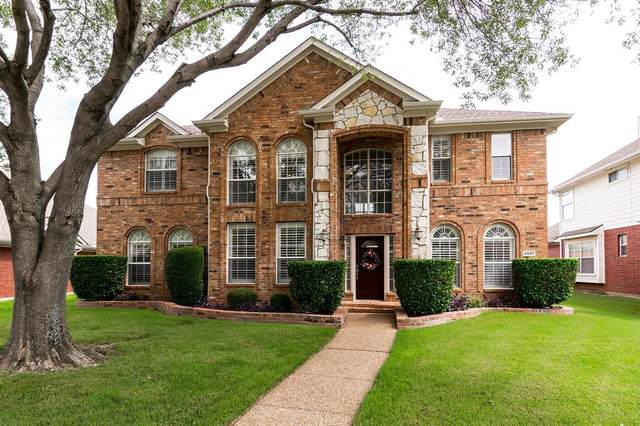 4557 Cape Charles Drive, Plano, TX 75024 (MLS #14381757) :: Results Property Group