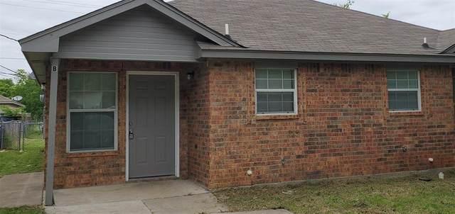 5216 Waddell Street, Sansom Park, TX 76114 (MLS #14381762) :: EXIT Realty Elite