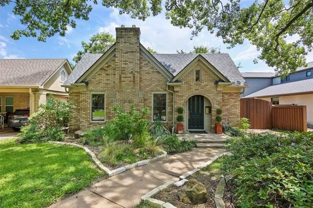 1126 N Winnetka Avenue, Dallas, TX 75208 (MLS #14381770) :: Trinity Premier Properties