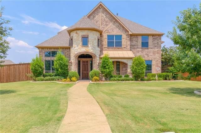 381 Vista Park Drive, Sunnyvale, TX 75182 (MLS #14381773) :: Real Estate By Design