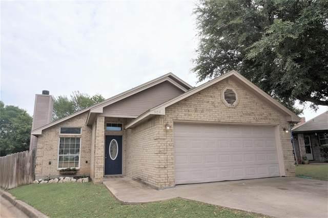 504 Oak Hollow Court, Crowley, TX 76036 (MLS #14381803) :: Baldree Home Team