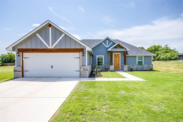 1317 W Chippewa Trail, Granbury, TX 76048 (MLS #14381804) :: The Chad Smith Team