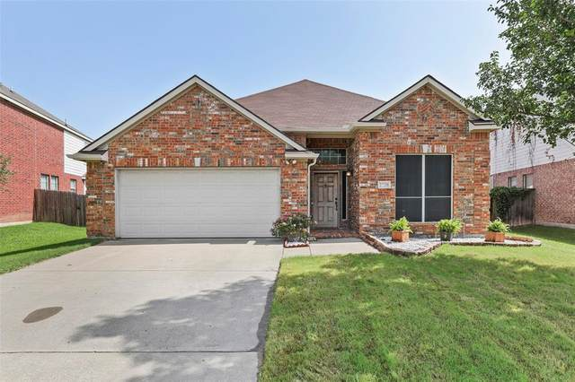 2720 Snowy Owl Drive, Mesquite, TX 75181 (MLS #14381808) :: The Heyl Group at Keller Williams