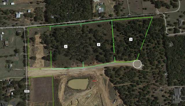 101 County Rd 530, Mansfield, TX 76063 (MLS #14381833) :: Team Hodnett