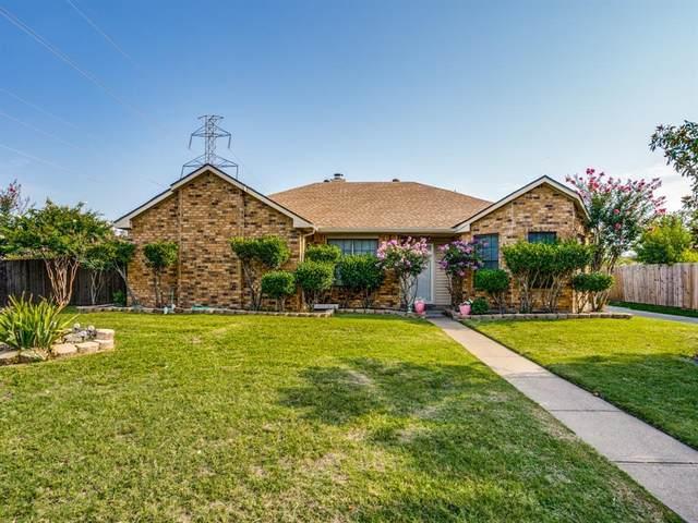 885 Harvest Glen Drive, Plano, TX 75023 (MLS #14381837) :: The Good Home Team