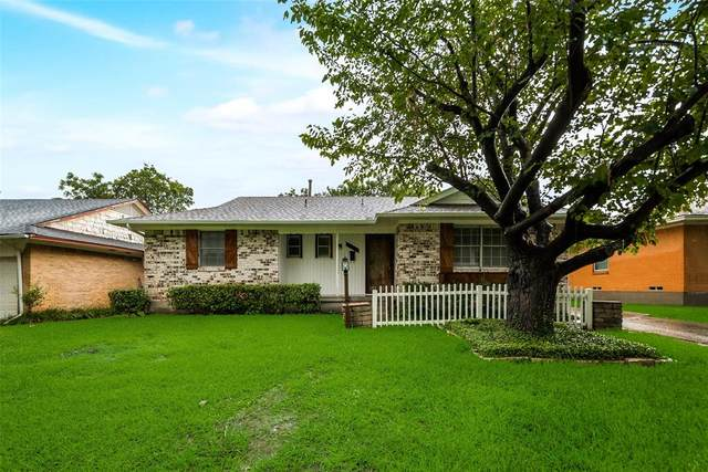 4539 Live Oak Drive, Mesquite, TX 75150 (MLS #14381838) :: All Cities USA Realty