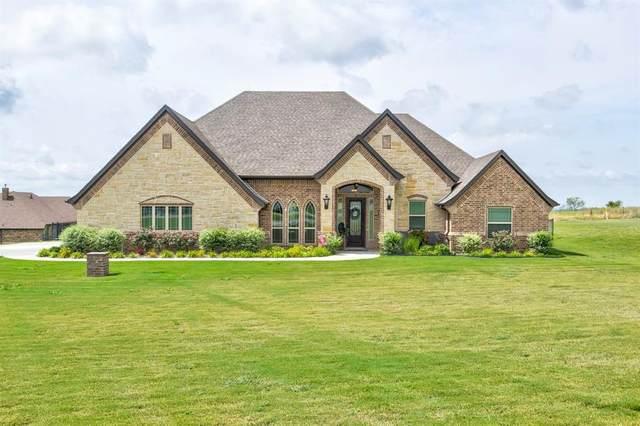 192 Condor View, Weatherford, TX 76087 (MLS #14381865) :: Trinity Premier Properties