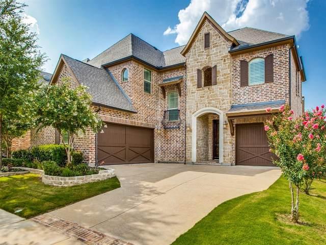 14850 Roselawn Lane, Frisco, TX 75035 (MLS #14381867) :: Frankie Arthur Real Estate