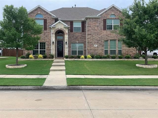 817 Mallard Drive, Forney, TX 75126 (MLS #14381875) :: Results Property Group