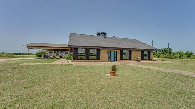 273 Hcr 1313, Hillsboro, TX 76645 (MLS #14381881) :: The Kimberly Davis Group