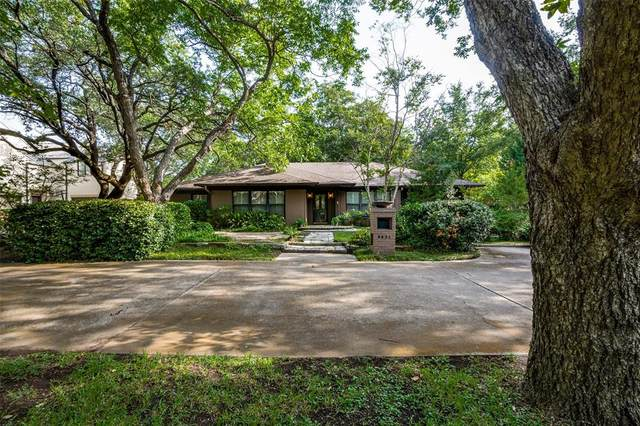 4431 Woodfin Drive, Dallas, TX 75220 (MLS #14381920) :: RE/MAX Landmark