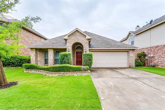 9112 Silsby Drive, Fort Worth, TX 76244 (MLS #14381956) :: Justin Bassett Realty