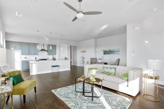 770 N Plano Road #201, Richardson, TX 75081 (MLS #14381977) :: Frankie Arthur Real Estate