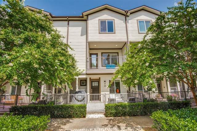 5930 Hudson Street #12, Dallas, TX 75206 (MLS #14381978) :: Results Property Group