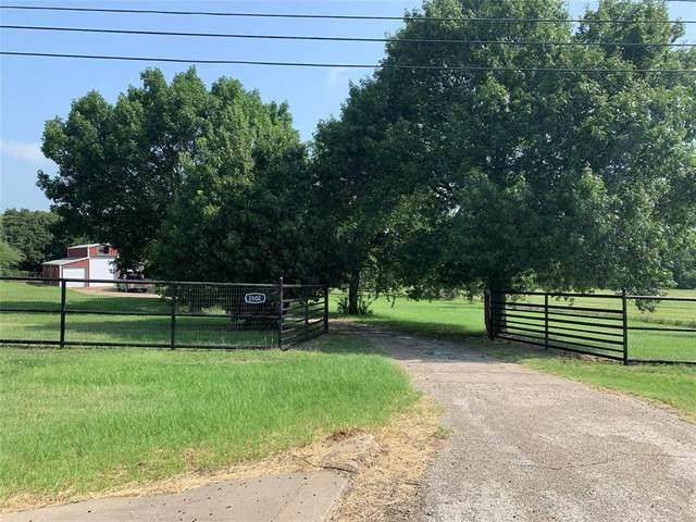 2602 W Sherman Drive, Aubrey, TX 76227 (MLS #14381991) :: Frankie Arthur Real Estate