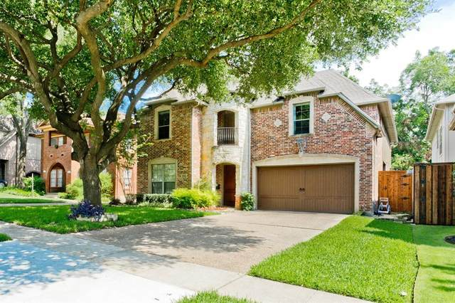 6214 Goliad Avenue, Dallas, TX 75214 (MLS #14382020) :: All Cities USA Realty