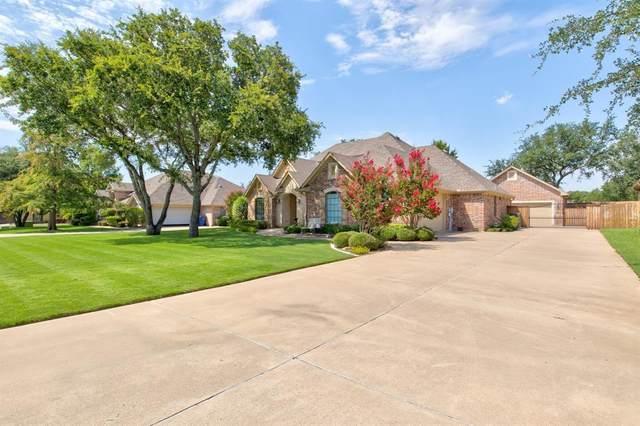 3108 Marble Court, Granbury, TX 76049 (MLS #14382027) :: The Chad Smith Team