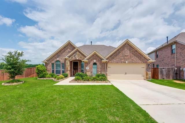 1101 Bentley Drive, Roanoke, TX 76262 (MLS #14382038) :: The Mauelshagen Group